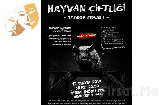 Zulme Karşı Baş Kaldıran Hayvanların İnanılmaz Hikayesi 'Hayvan Çiftliği' Tiyatro Oyunu Bileti