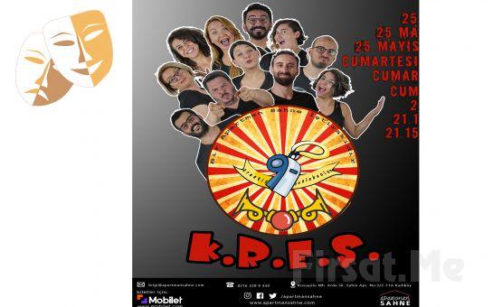 'K.R.E.Ş. Nam-ı Diğer Kreatif Şaklabanlar' Doğaçlama Tiyatrosu Bileti