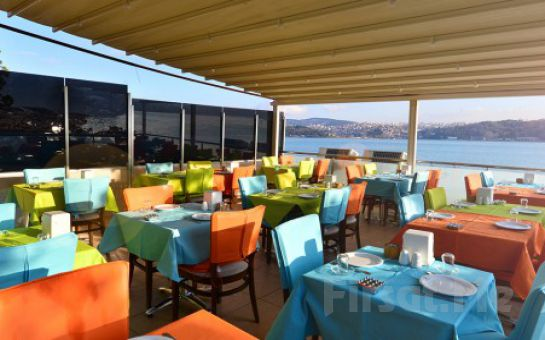 Yeniköy Yalı Cafe Restaurant'ta Eşsiz Boğaz Manzarası Eşliğinde İftar ve Sahur Menüleri
