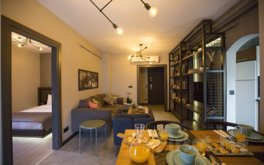 Cityloft 36 Ataşehir'de Konaklama ve Kahvaltı Seçenekleri