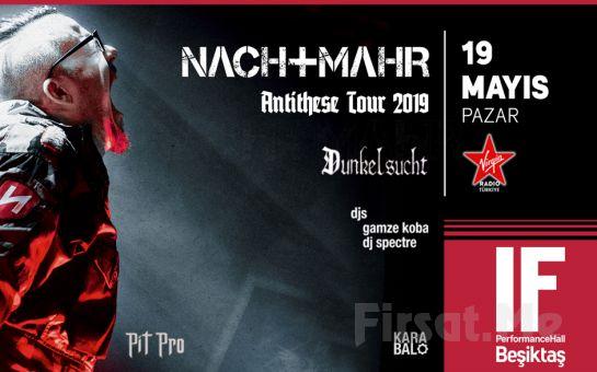IF Performance Beşiktaş'ta 19 Mayıs'ta 'Nachtmahr' Konser Bileti