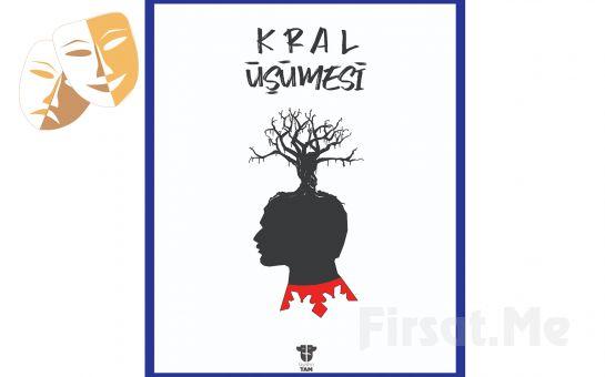 Krallığın Ötesinde Varoluşun Arayış Hikayesi 'Kral Üşümesi' Tiyatro Oyunu Bileti