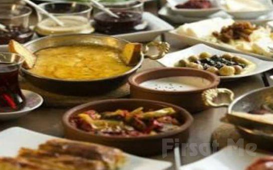 Riva My Moon Restaurant'ta Serpme Organik Köy Kahvaltı Keyfi
