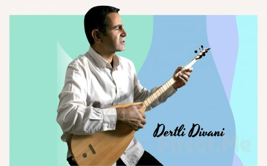 Müzikomani Sahne Antalya'da 19 Haziran'da 'Dertli Divani' Konser Bileti