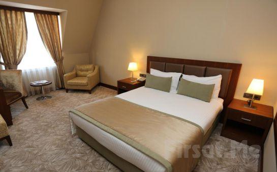 5 Yıldızlı The Green Park Hotel Merter'de Kahvaltı Dahil Konaklama Seçenekleri