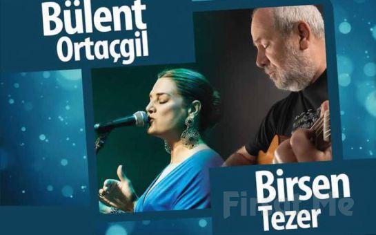 Bostanlı Suat Taşer Tiyatrosu'nda 5 Ekim'de 'Bület Ortaçgil & Birsen Tezer' Konser Bileti