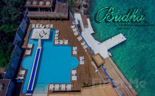 Budha Beach Kuşadası'nda Günübirlik Havuz ve Plaj Girişi