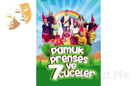 Ünlü Masal Klasiği 'Pamuk Prenses ve 7 Cüceler' Tiyatro Oyunu Bileti
