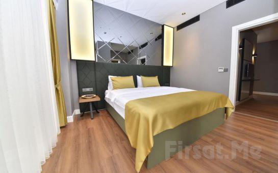 Ata City Hotel Ataşehir'de 2 Kişilik Konaklama Seçenekleri