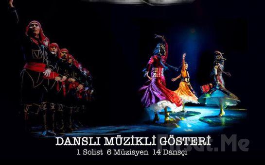 7 Aralık'ta Leyla Gencer Opera ve Sanat Merkezi'nde 'Kafkas Kartalları' Gösteri Bileti