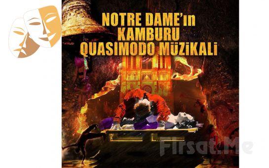 Ünlü Klasik Eser 'Notre Dame'ın Kamburu - Quasimodo' Müzikal Bileti