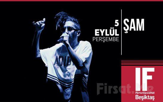 IF Performance Beşiktaş'ta 5 Eylül'de Şam Konser Bileti