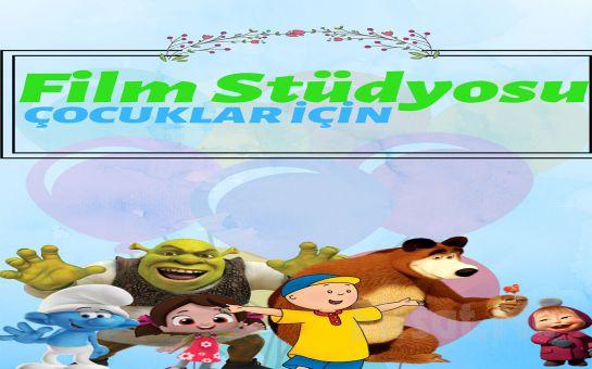Çocuklarınızın Sevdiği Çizgi Filmde Birlikte Rol Aldığı Film Stüdyosu