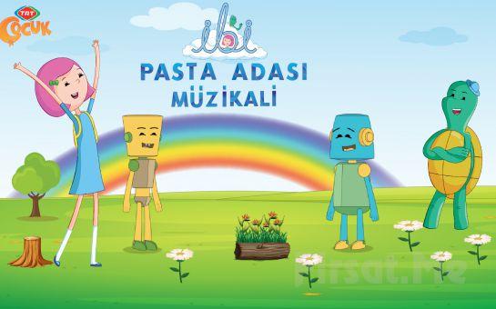 Çocuklarınız İçin 'İbi: Pasta Adası' Müzikli Tiyatro Oyunu Bileti