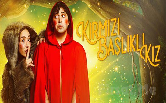 Uygur Çocuk Tiyatrosu'ndan 'Kırmızı Başlıklı Kız' Tiyatro Oyunu Bileti