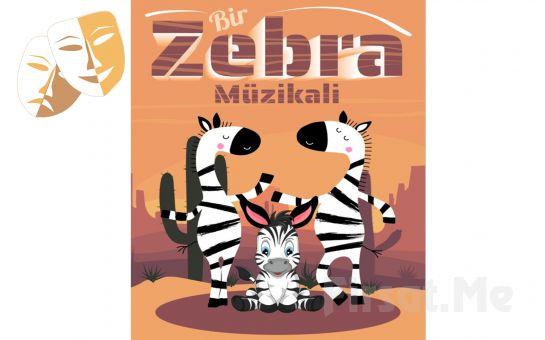 Dans ve Macera Dolu 'Bir Zebra Müzikali' Bileti