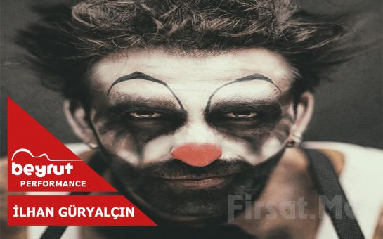 Beyrut Performance Kartal Sahne'de 20 Kasım'da 'İlhan Güryalçın' Konser Bileti