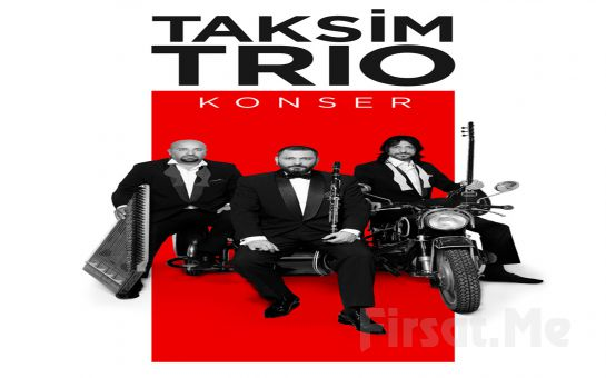 Demonti Hotel Ankara'da Fix Menü ve Taksim Trio Konseri