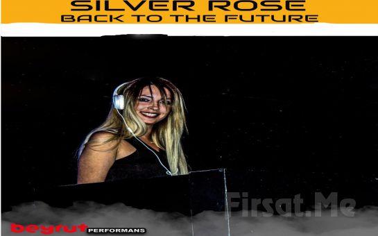 Beyrut Performance Kartal Sahne'de Her Perşembe 'Dj Silver Rose ile Zamanda Yolculuk' Konser Bileti (17 Ekim Sokak Hayvanları Yararına Konser)