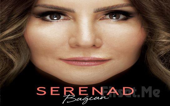 Büyüleyici Sesiyle 'Serenad Bağcan' Konser Bileti