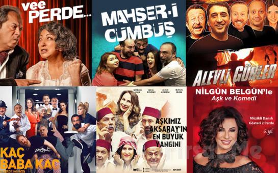 1. Hatay Komedi Oyunları Festivali Tiyatro Bileti