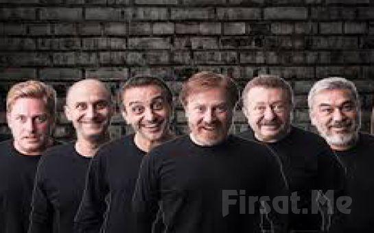 Erkan Can Usta, Yıldıray Şahinler ve Usta Oyuncularından 'Barut Fıçısı' Tiyatro Oyunu Bileti