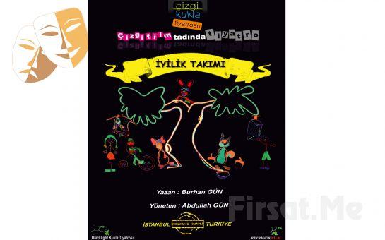 Çocuklarınızın Keyifle İzleyeceği 'İyilik Takımı' Müzikli Tiyatro Bileti