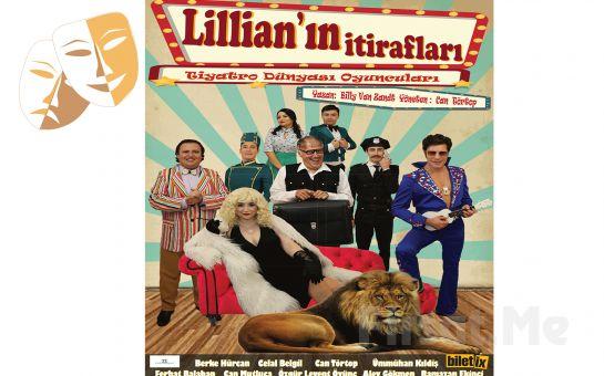 Büyük Bir Sırrın Komik Hikayesi 'Lillian'ın İtirafları' Tiyatro Oyunu Bileti