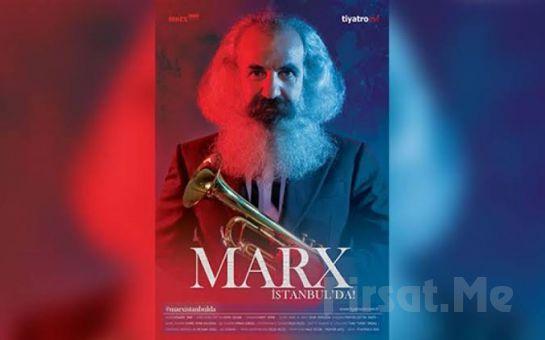 Sıra Dışı Bir Hikaye 'Marx İstanbul'da' Tiyatro Oyunu Bileti