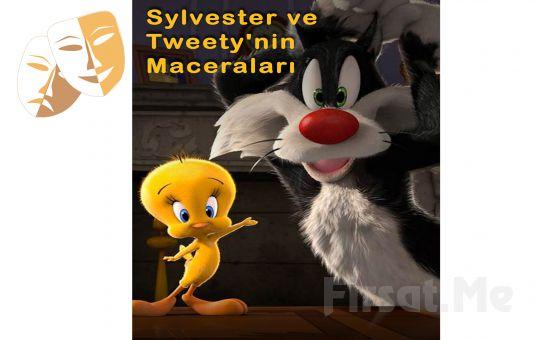 3D Ses Efektli 'Sylvester ve Tweety'nin Maceraları' Tiyatro Oyunu Bileti