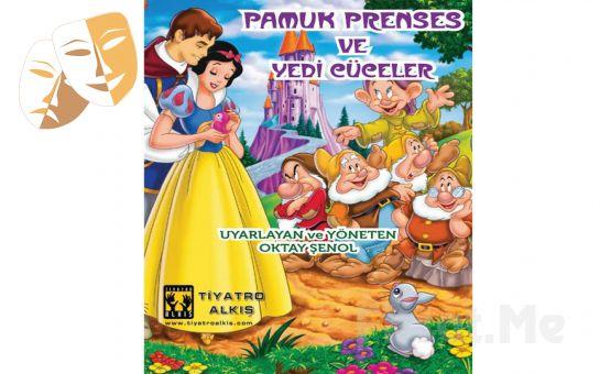 Ünlü Masal Klasiği 'Pamuk Prenses ve 7 Cüceler' Çocuk Tiyatro Oyun Bileti