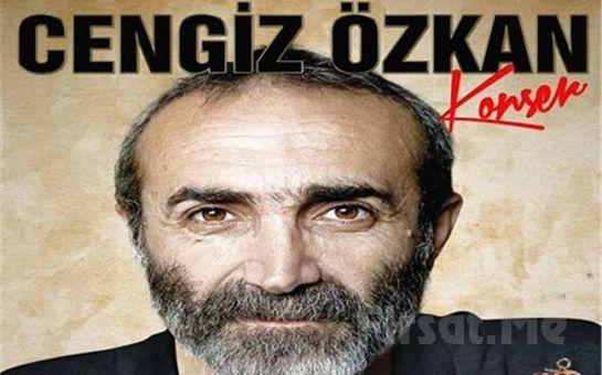 Birbirinden Güzel Türkülerle 'Cengiz Özkan' Konser Bileti