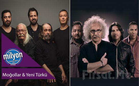 Milyon Performance Hall Ankara'da 24 Ocak'ta 'Moğollar & Yeni Türkü' Konser Bileti