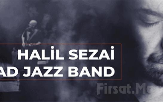 Caddebostan Kültür Merkezi'nde 13 Kasım'da 'Halil Sezai & Tad Jazz Band' Konser Bileti