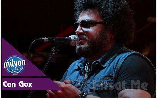 Milyon Performance Hall Ankara'da 13 Kasım'da 'Can Gox' Konser Bileti