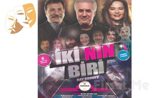 Tamer Karadağlı, Zeyno Günenç ve Başarılı Sanatçıların'dan 'İkinin Biri' Tiyatro Oyunu Bileti