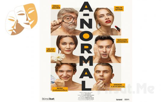 Ünlü Doktorun Psikiyatri Kliniğinden Ulusal Bir Soruşturmaya 'A-Normal' Tiyatro Oyunu Bileti