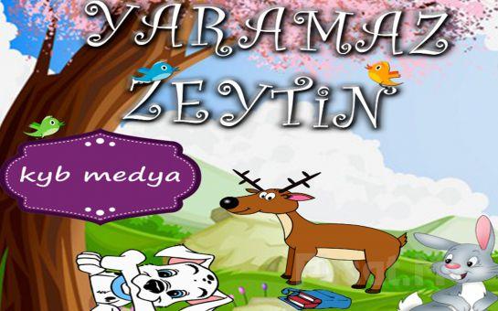 Çocuklarınız İçin Aklını ve Zekasını Haylazlığa Kullanan 'Yaramaz Zeytin' Tiyatro Gösterisi Bileti