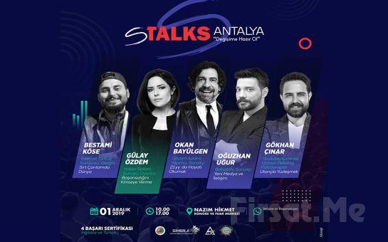 Birbirinden Başarılı İsimlerin Katılımlarıyla 'S-Talks' Seminer Bileti