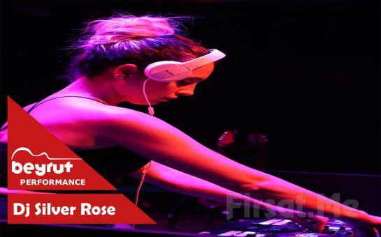 Beyrut Performance Kartal Sahne'de Her Perşembe 'Dj Silver Rose ile Zamanda Yolculuk' Konser Bileti