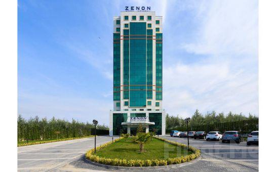 5 Yıldızlı Zenon Hotel İstanbul Basın Ekspres'de 2 Kişilik Konaklama Seçenekleri ve Spa Kullanımı