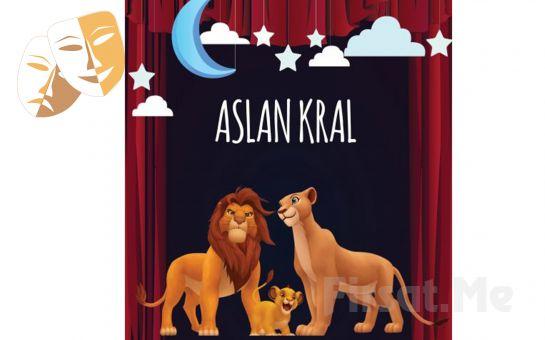 Çocuklarınız İçin Aslan Kral Tiyatro Oyun Bileti 34 TL yerine 22 TL'den Başlayan Fiyatlarla