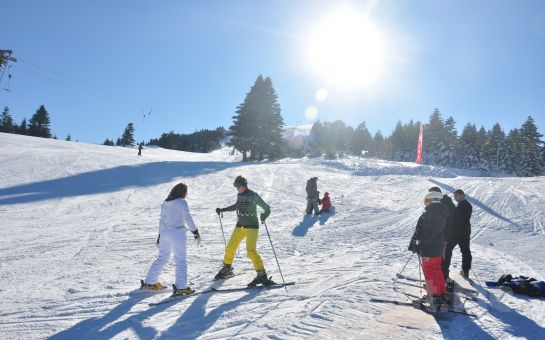 Turdayım.com ile Her Hafta Sonu Konaklamalı Uludağ Kayak Turu