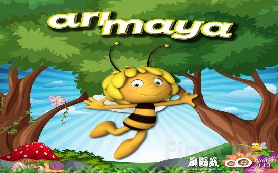 Arı Maya Müzikli Danslı Çocuk Tiyatro Oyun Bileti