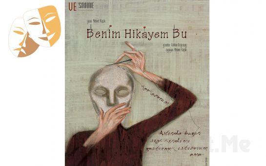 Mehmet Küçük'ün Yazıp Oynadığı 'Benim Hikayem Bu' Tiyatro Oyunu Bileti