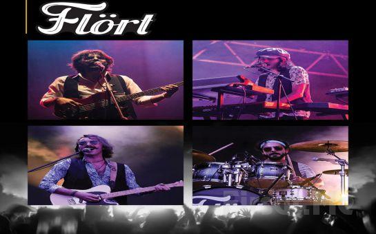 Türk Pop Müziği Eğlenceli Grubu 'Flört' Konser Bileti