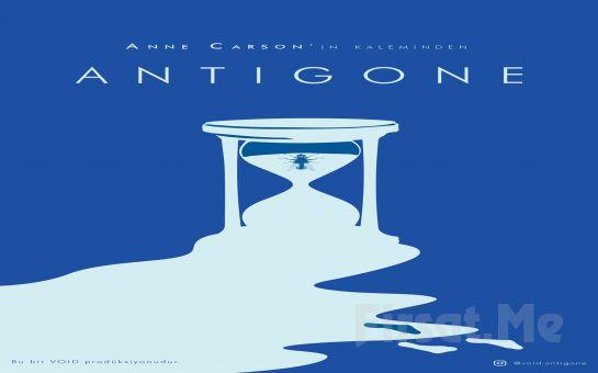 Anne Carson'ın Yazdığı Trajik ve Çarpıcı Bir Hikaye 'Antigone' Tiyatro Oyunu Bileti