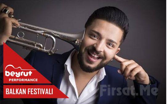 Beyrut Performance Kartal Sahne'de 22 Şubat'ta 'Balkan Festivali: Dzambo Agusev & Yusuf Yüksek & Gizem Bisevac' Konser Bileti