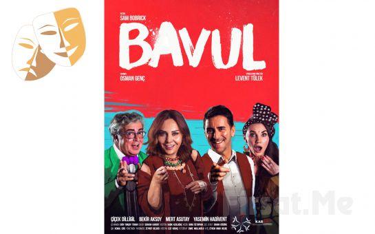 Usta Oyuncu Kadrosuyla Harika Bir Komedi 'Bavul' Tiyatro Oyunu Bileti