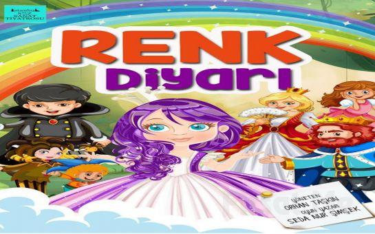 Mor Prenses'in Hem Eğlenceli Hem de Heyecanlı Macerası 'Renk Diyarı' Tiyatro Oyunu Bileti